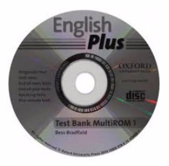 ENGLISH PLUS 1  TEST MULTIROM