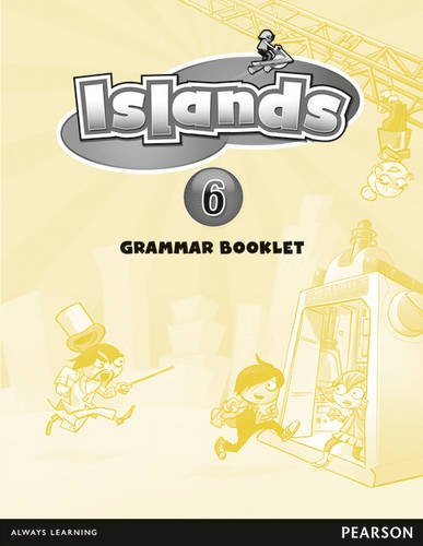 ISLANDS 6 Grammar Booklet