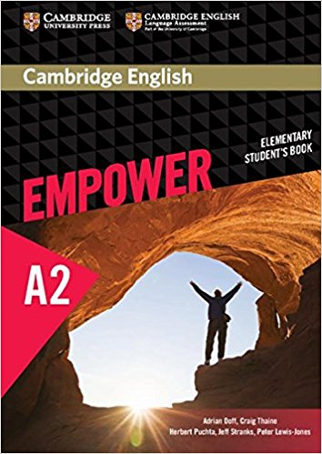 CAMBRIDGE ENGLISH EMPOWER ELEMENTARY Student's Book+Online Access