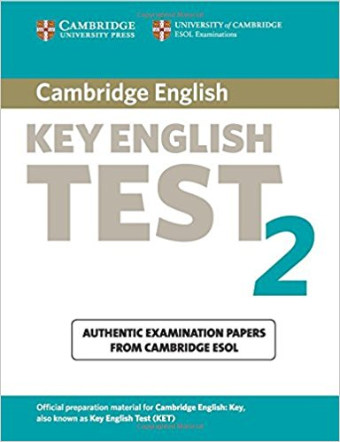 CAMBRIDGE KEY ENGLISH TEST  2 Student's Book