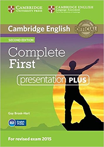 Complete First 2Ed Presentation Plus Dvd-Rom