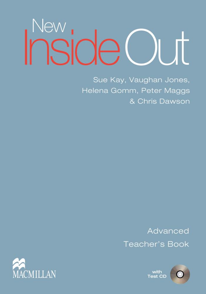 NEW INSIDE OUT Advanced Teacher's Book Pack