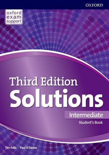 SOLUTIONS INTERMEDIATE 3rd ED Student's Book
