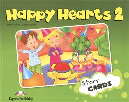HAPPY HEARTS 2 Story Cards.