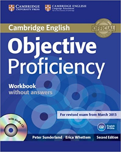 OBJECTIVE PROFICIENCY 2nd ED  Workbook without answers +AudioCD