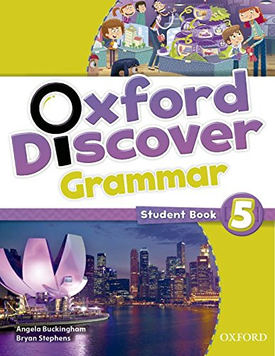 OXFORD DISCOVER 5 Grammar Student's Book