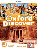 OXFORD DISCOVER SECOND ED 3