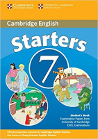 CAMBRIDGE ENGLISH YOUNG LEARNERS ENGLISH TESTS STARTERS 7