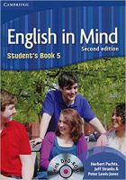 ENGLISH IN MIND 5 2ND EDITION ( CAMBRIDGE / КЕМБРИДЖ )