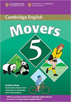 CAMBRIDGE ENGLISH YOUNG LEARNERS ENGLISH TESTS MOVERS 5