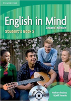 ENGLISH IN MIND 2 2ND EDITION ( CAMBRIDGE / КЕМБРИДЖ )