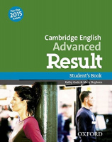 CAMBRIDGE ENGLISH: ADVANCED RESULT