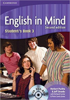 ENGLISH IN MIND 3 2ND EDITION ( CAMBRIDGE / КЕМБРИДЖ )
