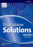 SOLUTIONS ADVANCED 3RD EDITION