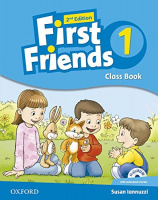 FIRST FRIENDS 1 2ND EDITION