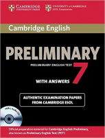 CAMBRIDGE PRELIMINARY ENGLISH TEST 7