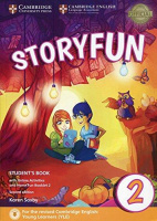 STORYFUN FOR STARTERS 2 SECOND EDITION