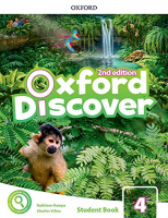 OXFORD DISCOVER SECOND ED 4