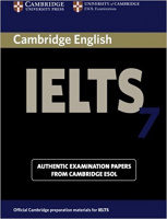 CAMBRIDGE IELTS PRACTICE TESTS 7