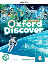 OXFORD DISCOVER SECOND ED 6
