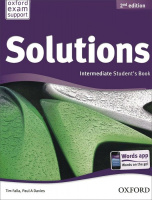 SOLUTIONS INTERMEDIATE 2ND EDITION