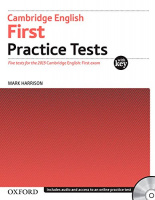 CAMBRIDGE ENGLISH: FIRST PRACTICE TESTS