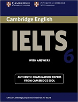 CAMBRIDGE IELTS PRACTICE TESTS 6