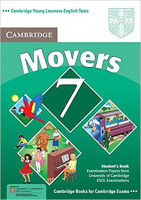 CAMBRIDGE ENGLISH YOUNG LEARNERS ENGLISH TESTS MOVERS 7
