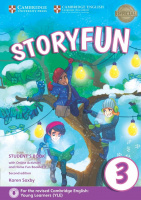 STORYFUN FOR MOVERS 3 SECOND EDITION