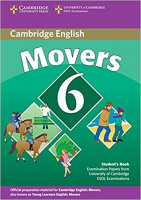 CAMBRIDGE ENGLISH YOUNG LEARNERS ENGLISH TESTS MOVERS 6