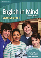 ENGLISH IN MIND 4 2ND EDITION ( CAMBRIDGE / КЕМБРИДЖ )