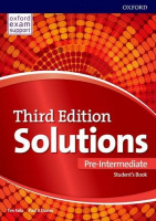 SOLUTIONS PRE-INTERMEDIATE 3RD EDITION