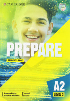 PREPARE 3 SECOND EDITION