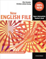 ENGLISH FILE NEW UPPER-INTERMEDIATE 2ND EDITION