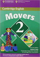 CAMBRIDGE ENGLISH YOUNG LEARNERS ENGLISH TESTS MOVERS 2 2ND EDITION