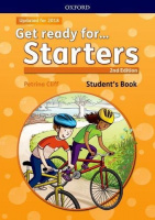 GET READY FOR STARTERS SECOND EDITION