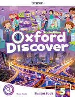 OXFORD DISCOVER SECOND ED 5