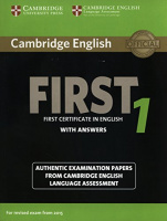 CAMBRIDGE ENGLISH FIRST TEST 1 (2015)
