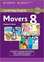 CAMBRIDGE ENGLISH YOUNG LEARNERS ENGLISH TESTS MOVERS 8