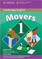 CAMBRIDGE ENGLISH YOUNG LEARNERS ENGLISH TESTS MOVERS 1 2ND EDITION