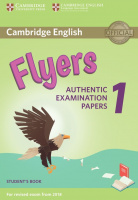 NEW CAMBRIDGE ENGLISH YOUNG LEARNERS PRACTICE TESTS 2018 Revised Exams FLYERS 1