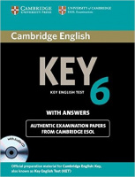 CAMBRIDGE KEY ENGLISH TEST 6