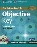 OBJECTIVE KEY SECOND 2ND EDITION