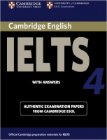 CAMBRIDGE IELTS PRACTICE TESTS 4