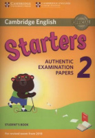 NEW CAMBRIDGE ENGLISH YOUNG LEARNERS PRACTICE TESTS 2018 Revised Exams STARTERS 2