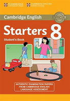 CAMBRIDGE ENGLISH YOUNG LEARNERS ENGLISH TESTS STARTERS 8