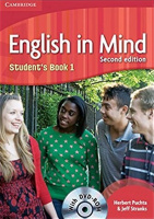 ENGLISH IN MIND 1 2ND EDITION ( CAMBRIDGE / КЕМБРИДЖ )
