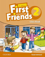 FIRST FRIENDS 2 2ND EDITION