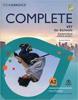 COMPLETE KEY FOR SCHOOLS REVISED 2020