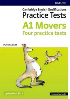 CAMBRIDGE ENGLISH QUALIFICATIONS YOUNG LEARNERS PRACTICE TESTS MOVERS